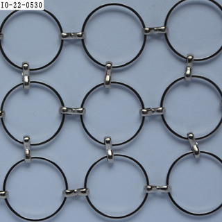22mm Ring Curtain IO-22-05