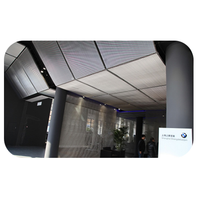 Expended Metal Mesh for Ceiling