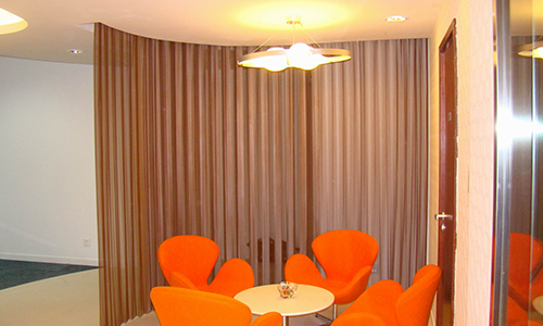 Why Decorative C-steel Drapery Used in Making of Curtains?
